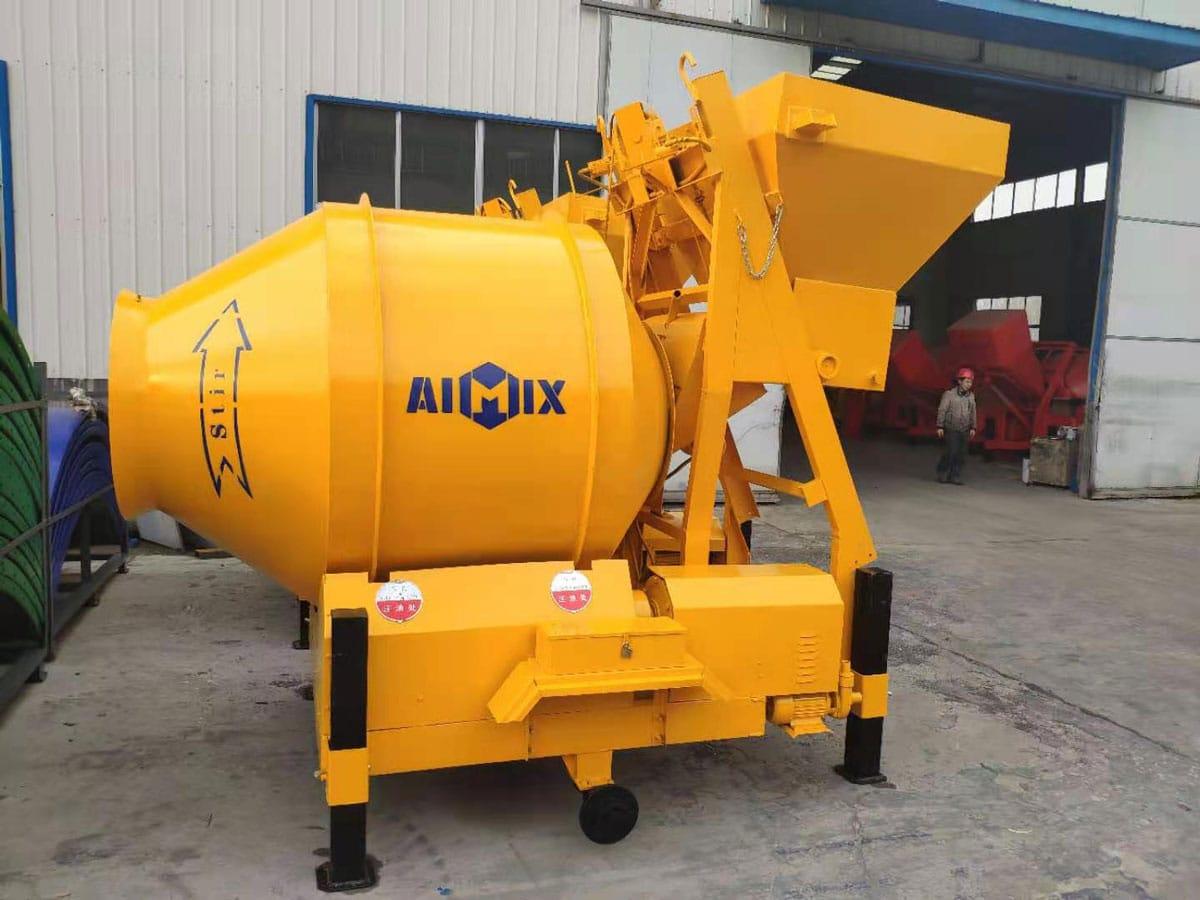 JZM500 Concrete Mixer