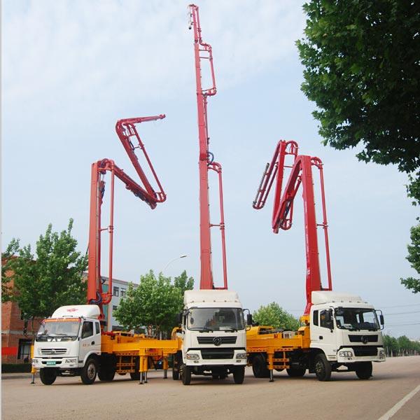 44m Concrete Pump Truck
