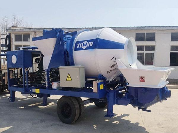 ABJZ40C Diesel Concrete Pump