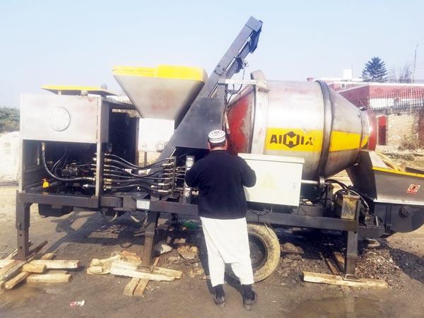 AIMIX Mixer Pump in Pakistan