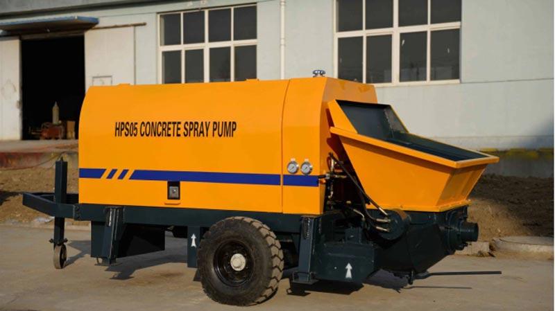 HPS05 Cement Mortar Pump