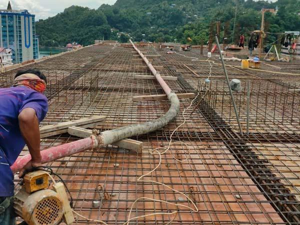Memompa Beton di Indonesia