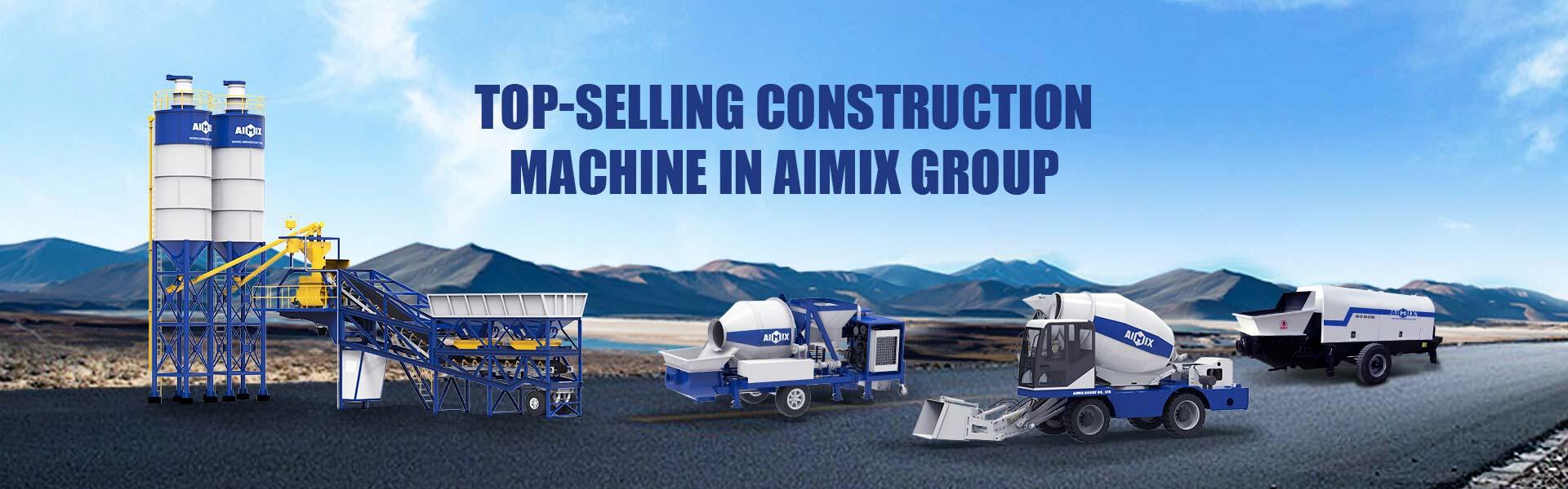 Construction Machine in AIMIX