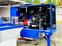 Dieselmotormodell Weichai