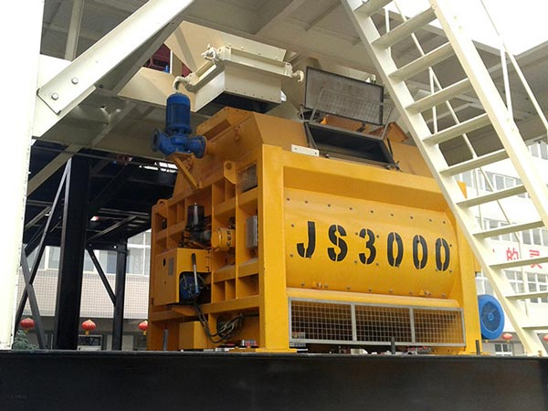 Mixer Poros Kembar Besar JS3000