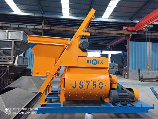 Mixer Poros Ganda JS750